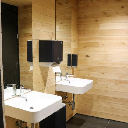 Birch solid wood interior finishing boards