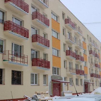 Daudzdzīvokļu māja Ķekavā