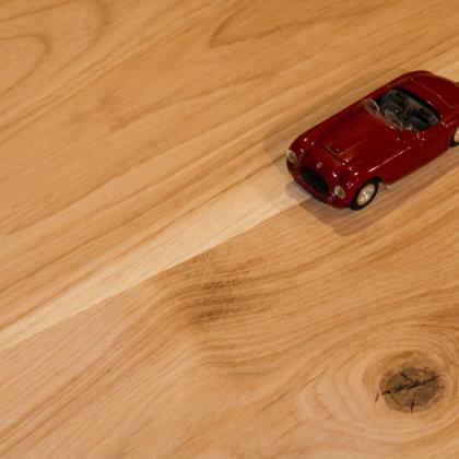 Līklīniju koka grīdas segumi- Rustic